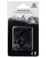 Шнурки SALOMON QUICKLACE KIT BLACK