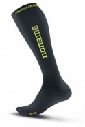 Гольфы NONAME NC2 COMPRESSION SOCKS 16 NEON черн.-желтый