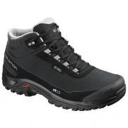 Ботинки SALOMON SHELTER CS WP BK/BK/FROST GRAY