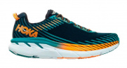 Кроссовки мужские Hoka M CLIFTON 5 BLACK IRIS / STORM BLUE