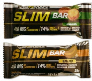 Батончик IRONMAN Slim Bar с L-карнитином 35гр.