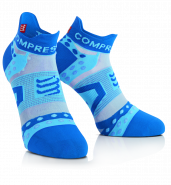 Носки COMPRESSPORT RUN LO ULTRALIGHT синий