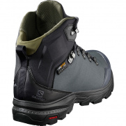 Ботинки SALOMON OUTback 500 GTX Ebony/Bk/Grape L