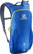 Сумка SALOMON TRAIL 10/2 UNION BLUE/GRANNY GREEN