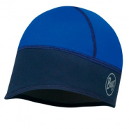 Шапка Buff WINDPROOF TECH FLEECE HAT SOLIID BLUE (one size)
