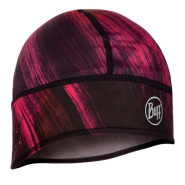Шапка Buff WINDPROOF & TECH FLEECE HAT SOLAR WIND PINK (one size)