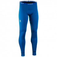 Брюки беговые Bjorn Daehlie 2017-18 Pants TrainingWool Mykonos Blue