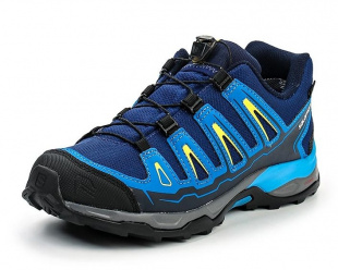 Кроссовки SALOMON X ULTRA GTX J Blue Depth/C фото 27073