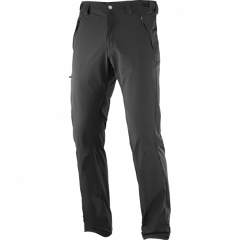 Брюки SALOMON WAYFARER PANT M BLACK фото 26983