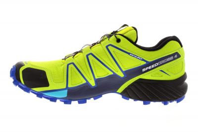 Кроссовки SALOMON SPEEDCROSS 4 LIME GREEN/NAUTIC фото 27038