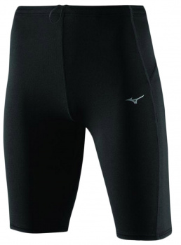 Тайтсы MIZUNO Core Mid Tights, черный/черный фото 19652