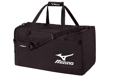 Сумка MIZUNO Team Holdall Medium, L62 x W39 x H35, черный фото 27262