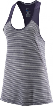 Майка SALOMON ELEVATE TANK: TUNIC W NIGHTSHADE GREY фото 20134
