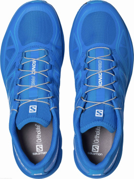Кроссовки SALOMON SONIC PRO UNION BLUE/BL/BL фото 20933