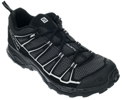 Кроссовки SALOMON X ULTRA PRIME ASPHALT/BLACK/ALU фото 25042