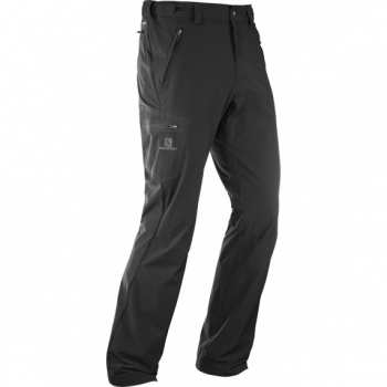 Брюки SALOMON WAYFARER PANT M BLACK фото 26984