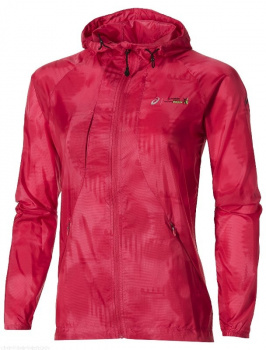 Ветровка ASICS PACKABLE JACKET fuzeX фото 19127