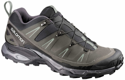 Кроссовки SALOMON X ULTRA LTR BLACK/ATOB/GRCL фото 20720