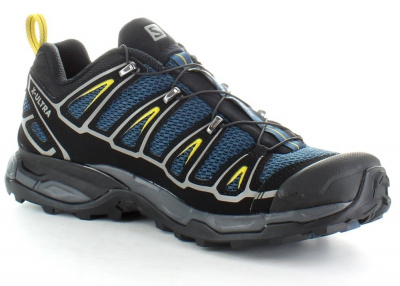 Кроссовки SALOMON X ULTRA MID 2 FJORD/BLACK/RAY фото 25029
