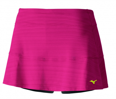 Юбка MIZUNO Active Skirt малиновый фото 19731