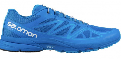 Кроссовки SALOMON SONIC PRO UNION BLUE/BL/BL фото 20931