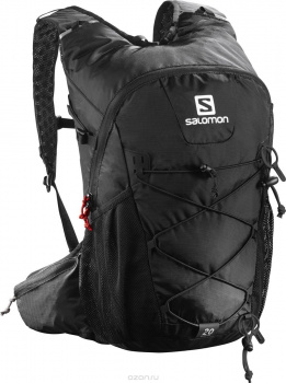 Рюкзак SALOMON BAG EVASION 20 BLACK NS фото 27090