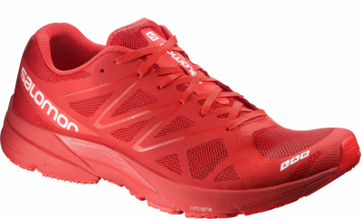 Кроссовки SALOMON SHOES S-LAB SONIC RACING RED/R фото 25103