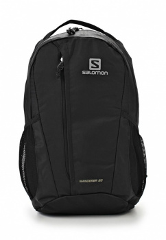 Рюкзак SALOMON WANDERER 20 BLACK фото 20061
