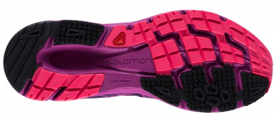 Кроссовки SALOMON SONIC AERO W COSMIC PUR/PK/MAD фото 20915