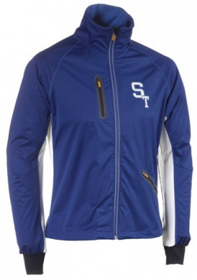 Куртка ST Exercise Jacket Unisex, синий фото 22503