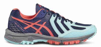 Кроссовки ASICS GEL - FUJI ATTACK 5 (W) фото 24602