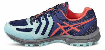 Кроссовки ASICS GEL - FUJI ATTACK 5 (W) фото 24599