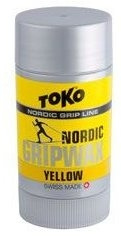 Мазь держания TOKO Nordic Grip Wax Yellow (+3-3) 25гр. фото 18179