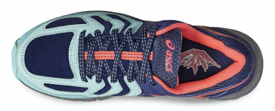 Кроссовки ASICS GEL - FUJI ATTACK 5 (W) фото 24601