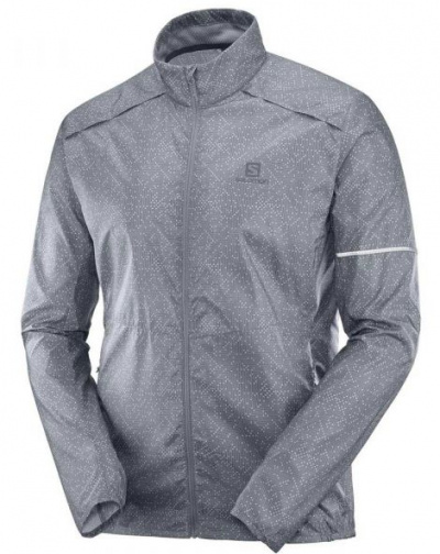 Куртка SALOMON AGILE WIND JKT M Quiet Shade фото 39617