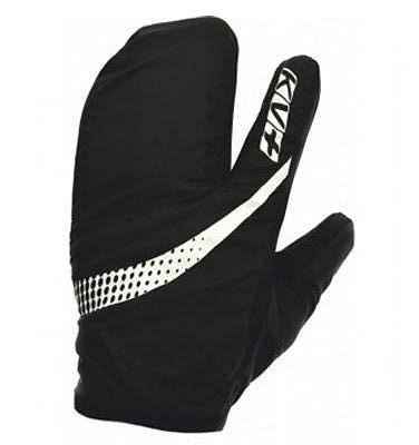 Перчатки KV+ COVER  cross country gloves black фото 29545