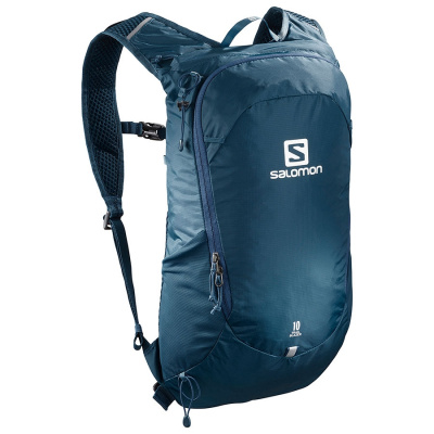 Рюкзак SALOMON TRAILBLAZER 10 Poseidon/Ebony фото 37490
