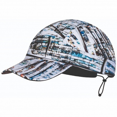 Кепка BUFF Pack Run Cap Patterned R-O-2 Multi (US:one size) фото 37272