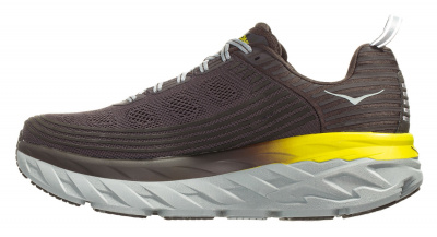 Кроссовки мужские Hoka M BONDI 6 BLACK OLIVE / PAVEMENT фото 38651