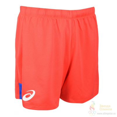 Шорты ASICS MAN RUSSIA SHORT фото 30637