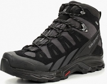 Ботинки SALOMON QUEST PRIME GTX® PHANTOM/Bk/Quie фото 37629