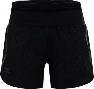 Шорты SALOMON XA SHORT W Black фото 37700