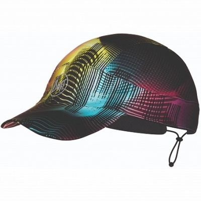Кепка BUFF Pack Run Cap Patterned R-Grace Multi (US:one size) фото 37256