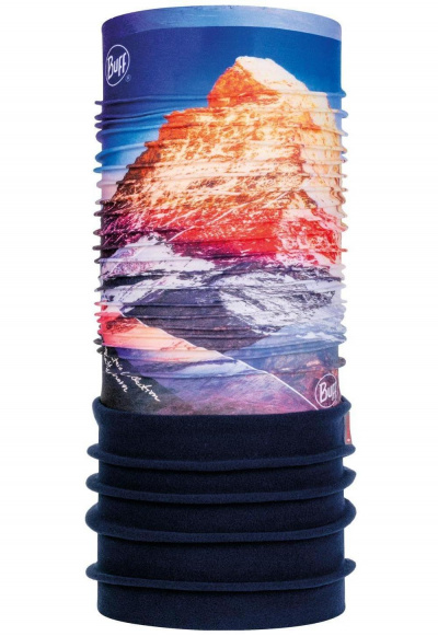 Бандана Buff Mountain Collection Polar Matterhorn Multi, one size фото 41628