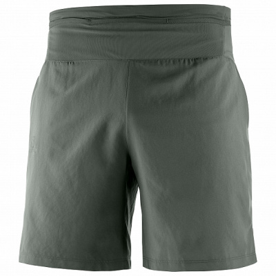Шорты SALOMON XA TRAINING SHORT M Urban Chic фото 37694