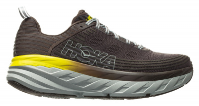Кроссовки мужские Hoka M BONDI 6 BLACK OLIVE / PAVEMENT фото 38652
