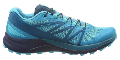 Кроссовки SALOMON SENSE RIDE W Blue Bird/Deep La фото 32784