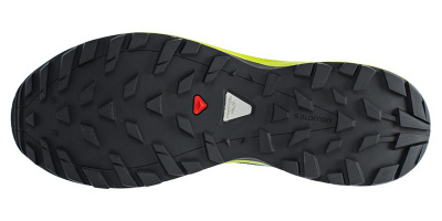 Кроссовки SALOMON XA ELEVATE Poseidon/Lime Green фото 30783