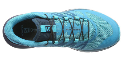 Кроссовки SALOMON SENSE RIDE W Blue Bird/Deep La фото 32782