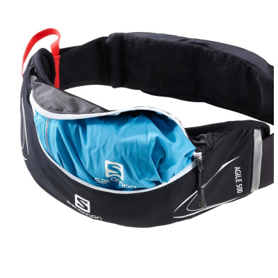 Пояс SALOMON AGILE 500 BELT SET BLACK фото 27748
